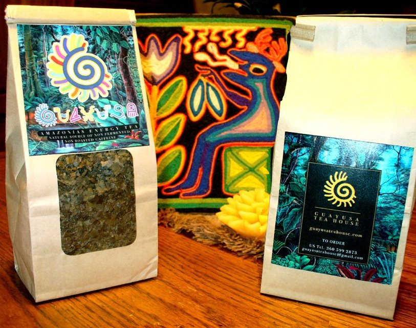 Guayusa Packaged